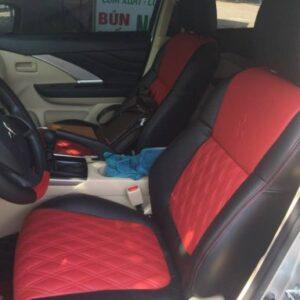 Bọc ghế da công nghiệp Singapore dòng xe Xpander