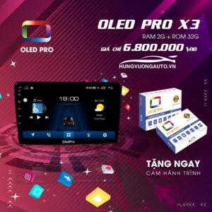 Màn hình DVD OLED X3
