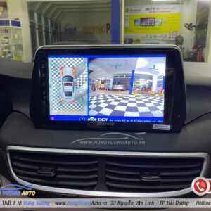 Bảng giá Camera 360 ô tô 2021 chính hãng giá tốt nhất