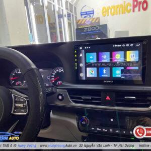 Màn hình DVD Android xe Kia Seltos