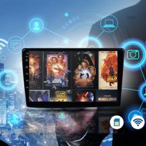 MÀN HÌNH DVD ANDROID NỔI BẬT 2021