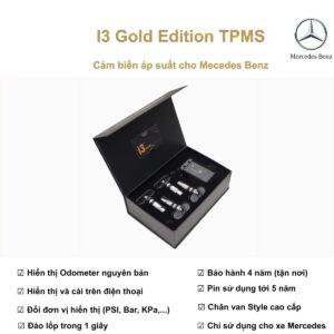 Cảm biến áp suất lốp Mercedes Zin tại Hải Dương